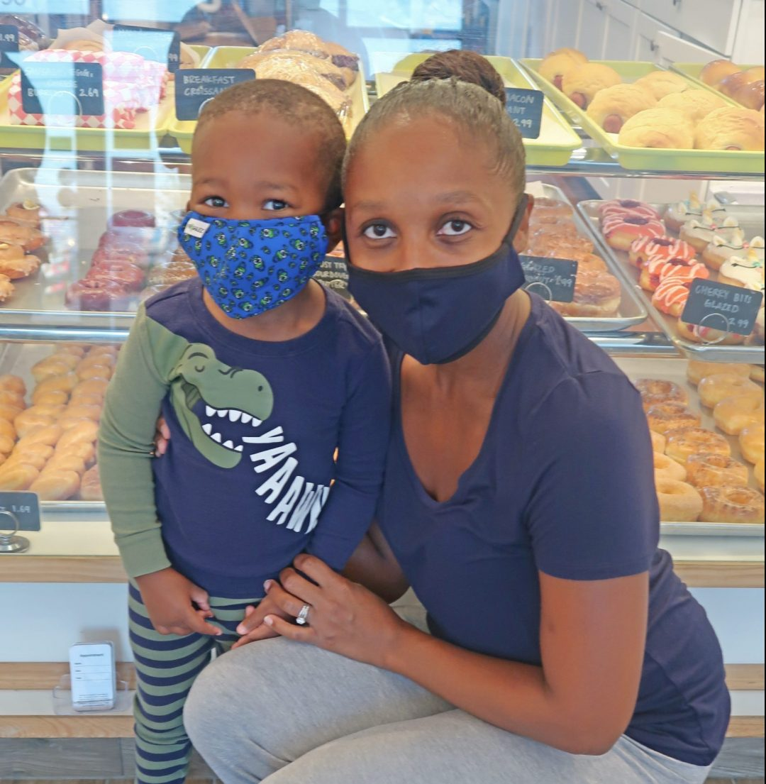 authentically amber how to get kids to wear masks